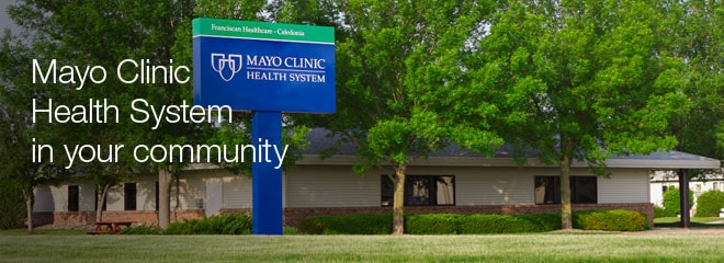 Mayo Clinic Health System - City of Caledonia Minnesota